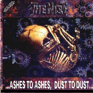 The Mist - Ashes to Ashes, Dust to Dust cover art