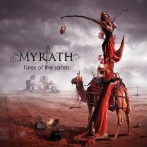 Myrath - Tales of the Sands cover art
