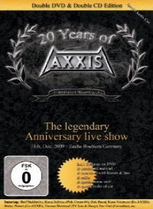 Axxis - 20 Years of Axxis