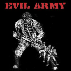 Evil Army - Evil Army cover art