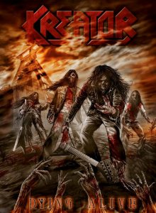 Kreator - Dying Alive cover art