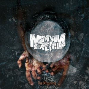 Meat My Mum - The Misgiving cover art