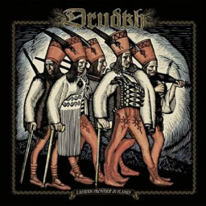 Drudkh - Eastern Frontier in Flames cover art