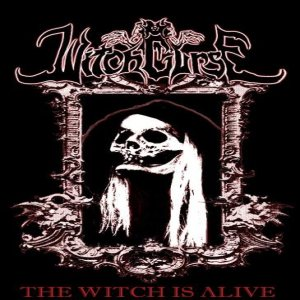 Witchcurse - The Witch Is Alive cover art