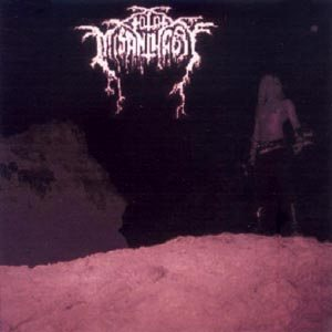 Total Misanthropy - The Dawn of a Black Age cover art
