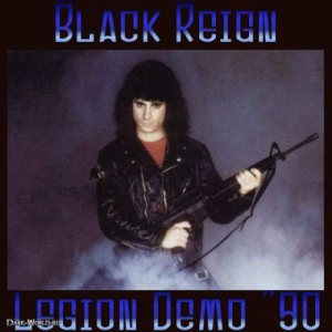 Black Reign - Legion cover art