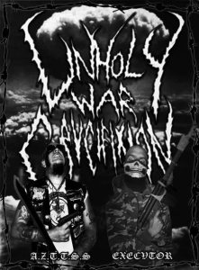 Unholy War Crucifixion