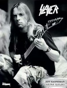 Jeff Hanneman photo