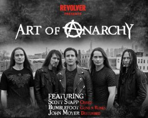 Art of Anarchy photo