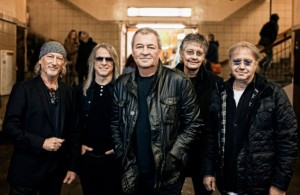 Deep Purple photo