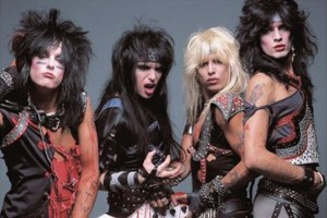 Mötley Crüe photo