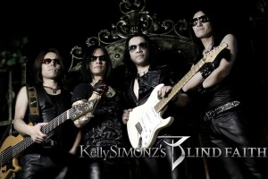Kelly Simonz's Blind Faith