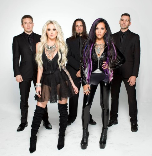 Butcher Babies photo