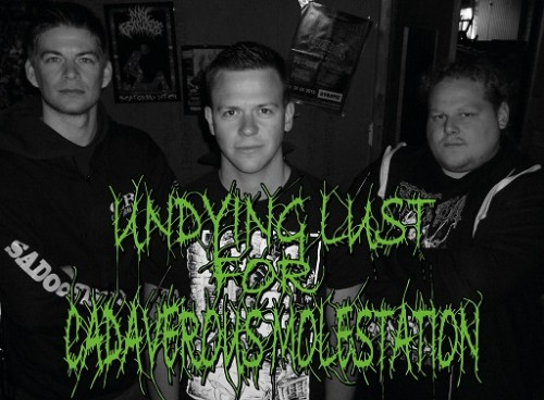 Undying Lust for Cadaverous Molestation photo