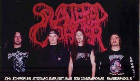 Splattered Cadaver photo