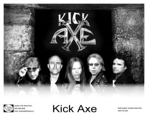 Kick Axe photo