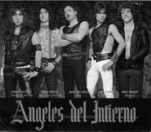 Angeles del Infierno photo