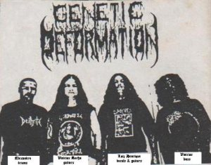 Genetic Deformation photo