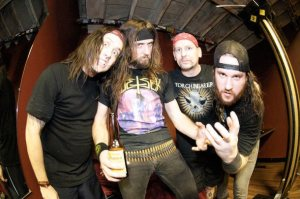 Municipal Waste photo