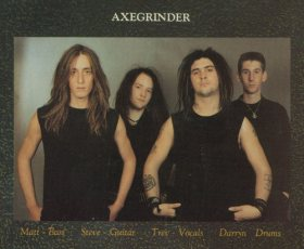 Axegrinder photo