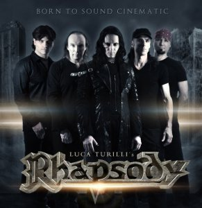 Luca Turilli's Rhapsody photo
