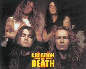 Creation Of Death photo