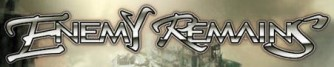 Enemy Remains logo
