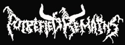 Putrefied Remains logo