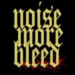 Noise More Bleed logo