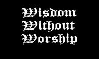 Wisdom Without Worship logo