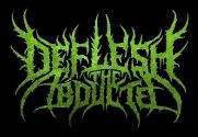 Deflesh the Abducted logo