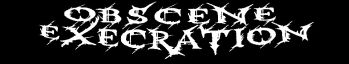 Obscene Execration logo