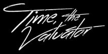 Time, The Valuator logo