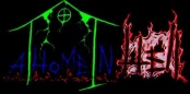 At Home in Hell logo