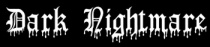 Dark Nightmare logo