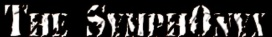 The SymphOnyx logo