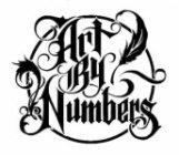 Art by Numbers logo