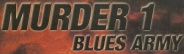Murder 1 Blues Army logo