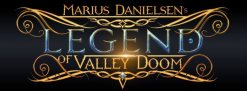 Marius Danielsen's Legend of Valley Doom logo