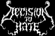 Decision to Hate logo