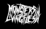 Monsters In Living Flesh logo