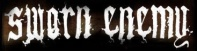 Sworn Enemy logo