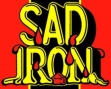 Sad Iron logo