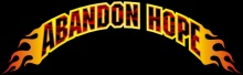 Abandon hope logo