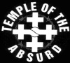 Temple of the Absurd logo