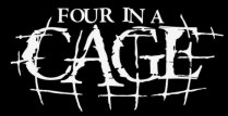 Four in a Cage logo