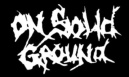On Solid Ground logo
