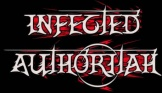 Infected Authoritah logo