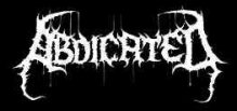 Abdicated logo