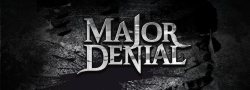 Major Denial logo